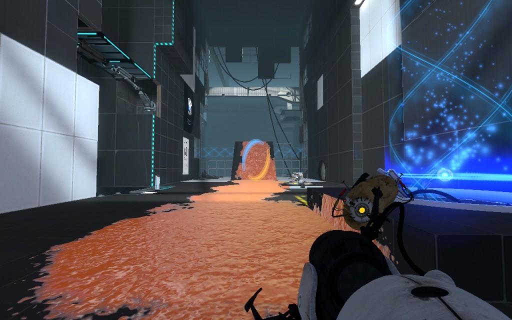 Portal  Three Gel Room